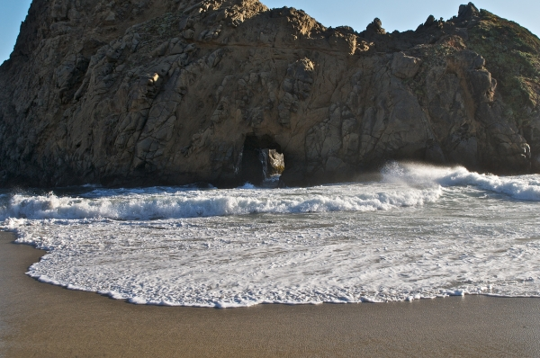 Pfeiffer Beach Rocks #3 California