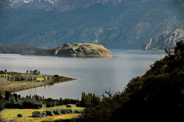 Lago Carrera Aysen Chile