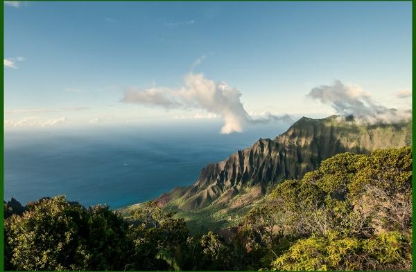 Napali Coast Kauai Hawaii II