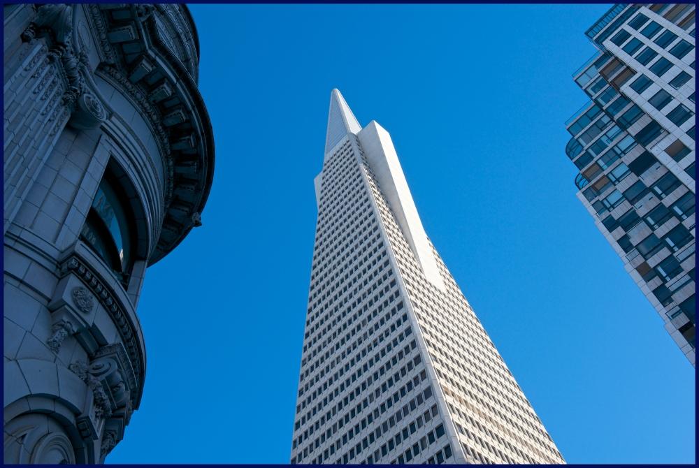 TransAmerican Pyramid San Francisco CA