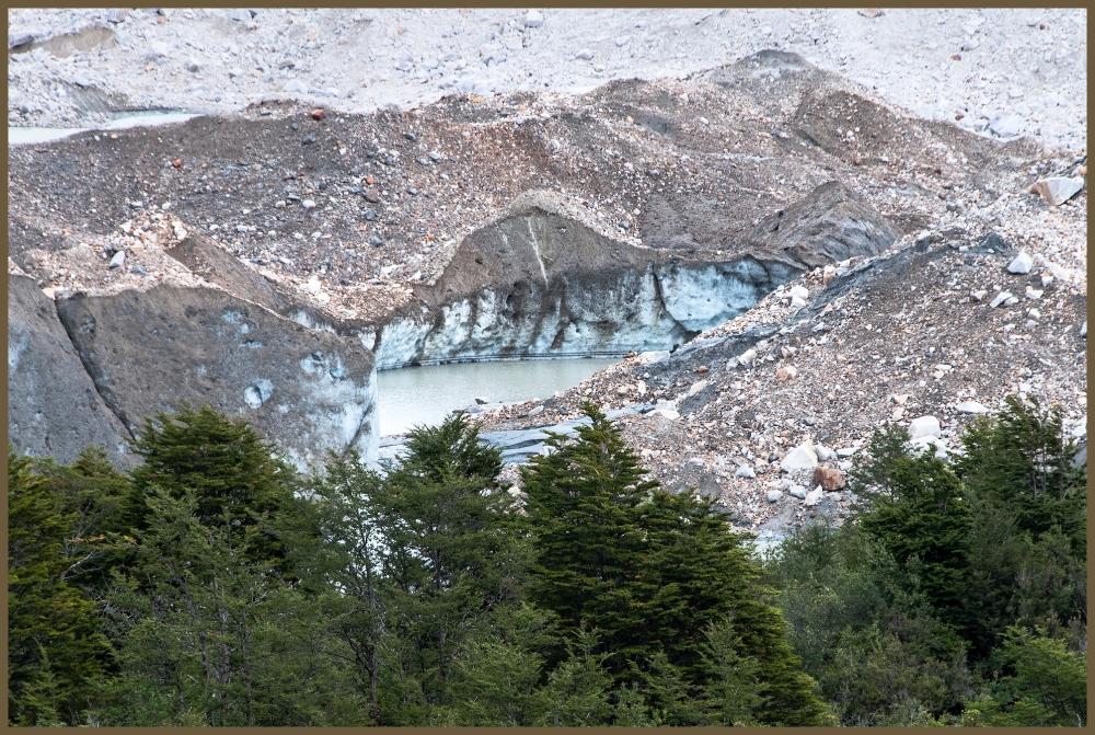 Glacial Exploradores Aysen Chile