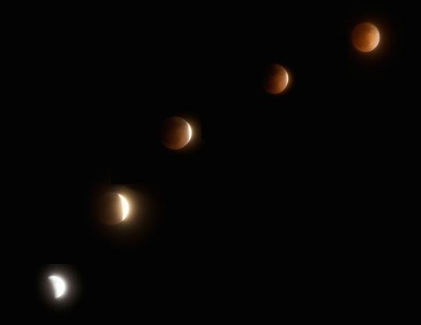 Lunar Eclipse April 15 2014