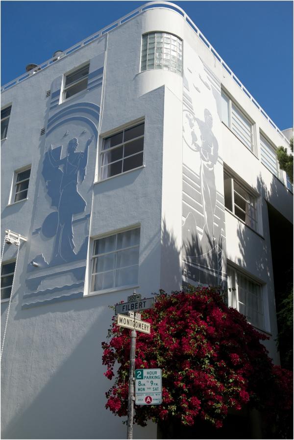 1930 Art Deco San Francisco House