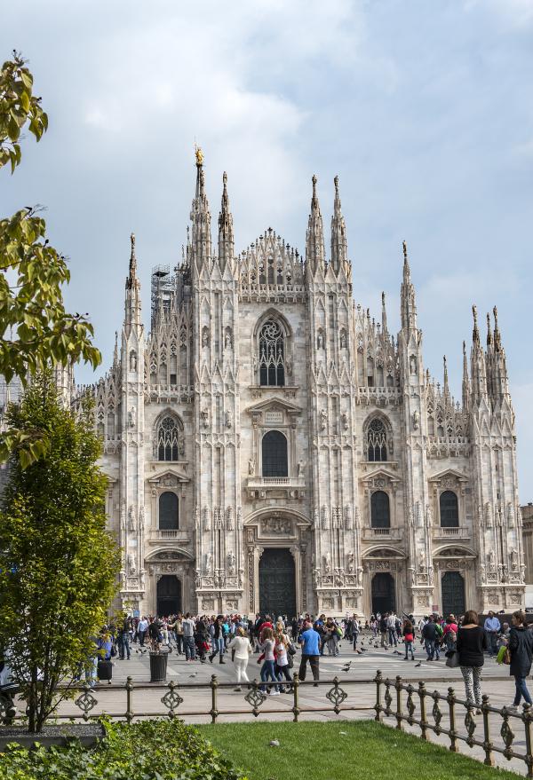 Il Duomo  Milan