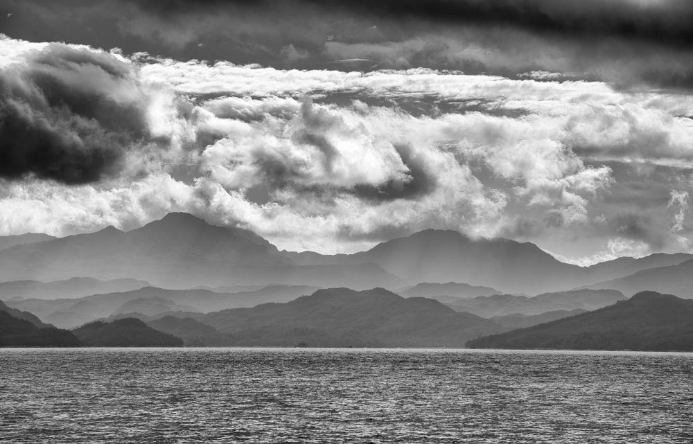 Big Patagonia sky Chile