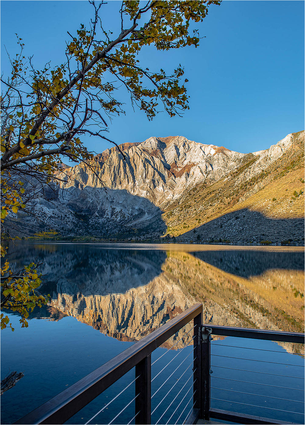 Convict Lake, Eastern Sierra Nevada California