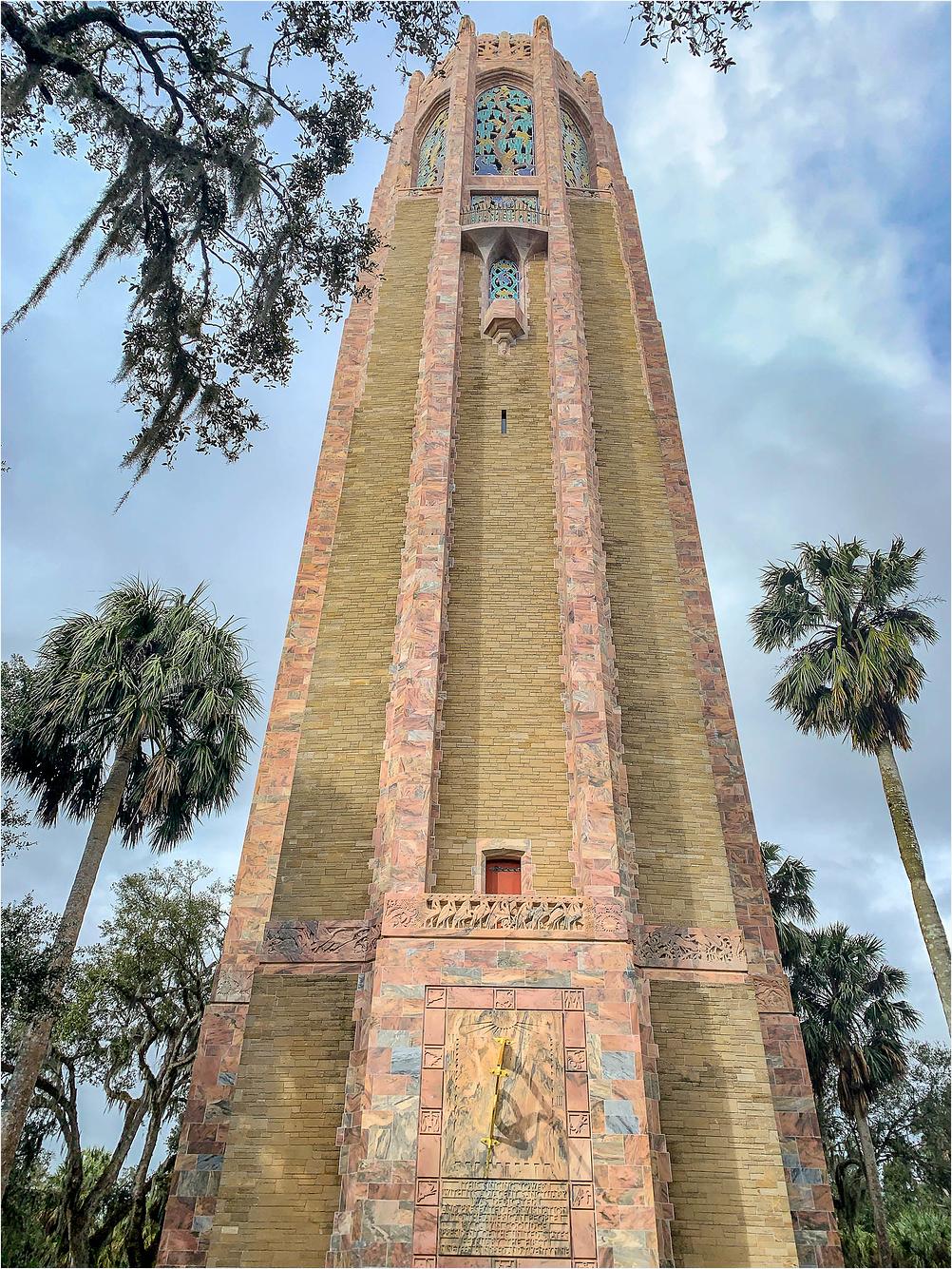 Book Tower and Garden. Central Florida