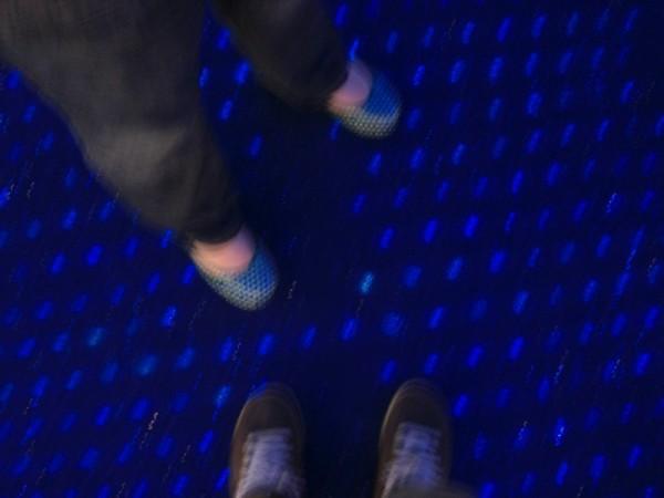 walking on stars