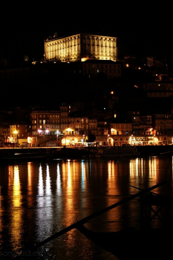 ribeira by night