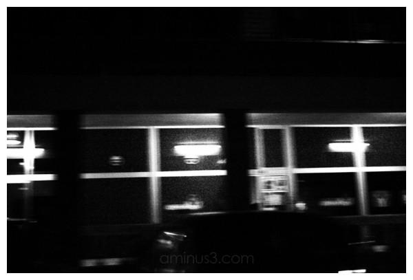 nights in black blur