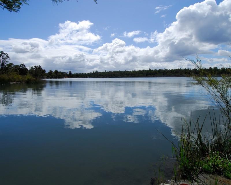 Stockton Lake Western Australia