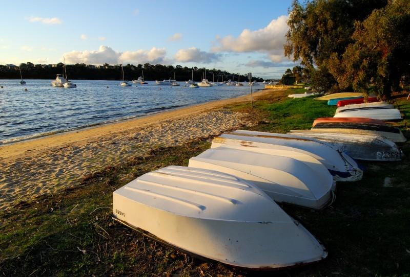Swan River Perth Western Australia