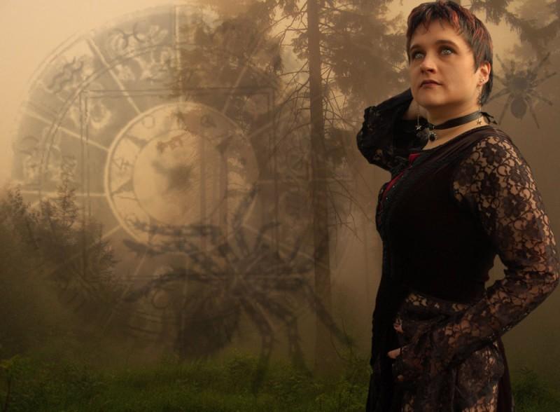 mystic lady