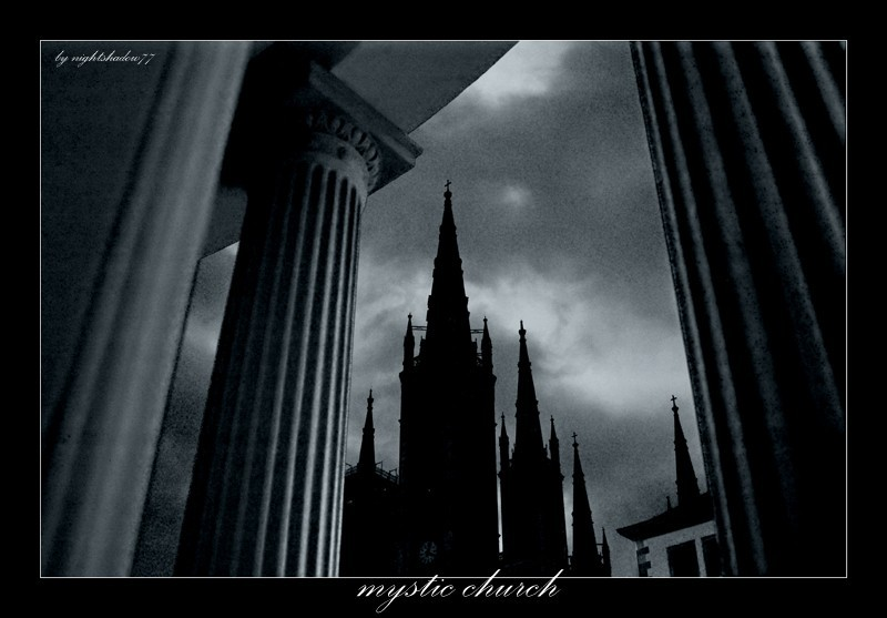 mystic church