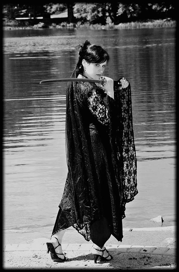samurai lady