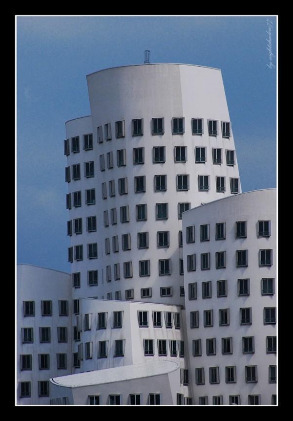 dancing towers