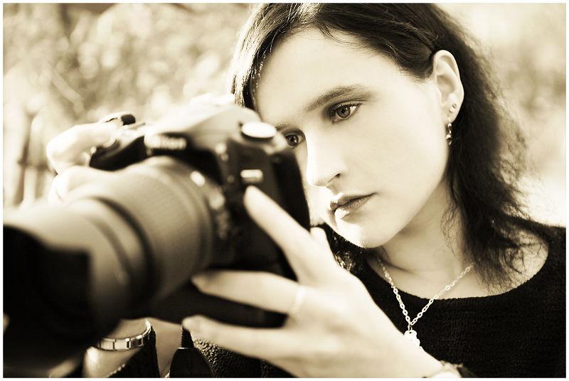 ~*~ behind the camera ~*~