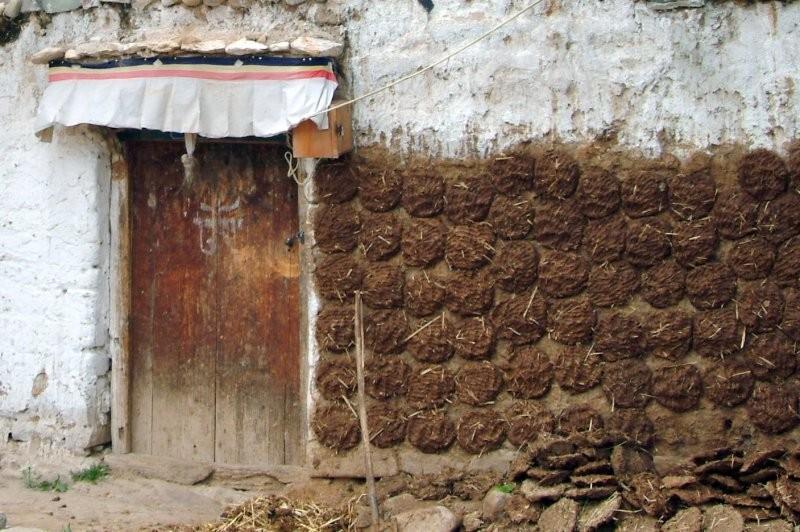 porte et mur