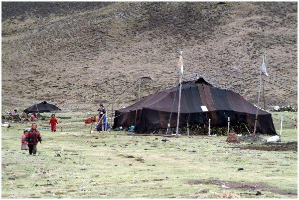 Camp (L'hiver arrive, il faut partir)