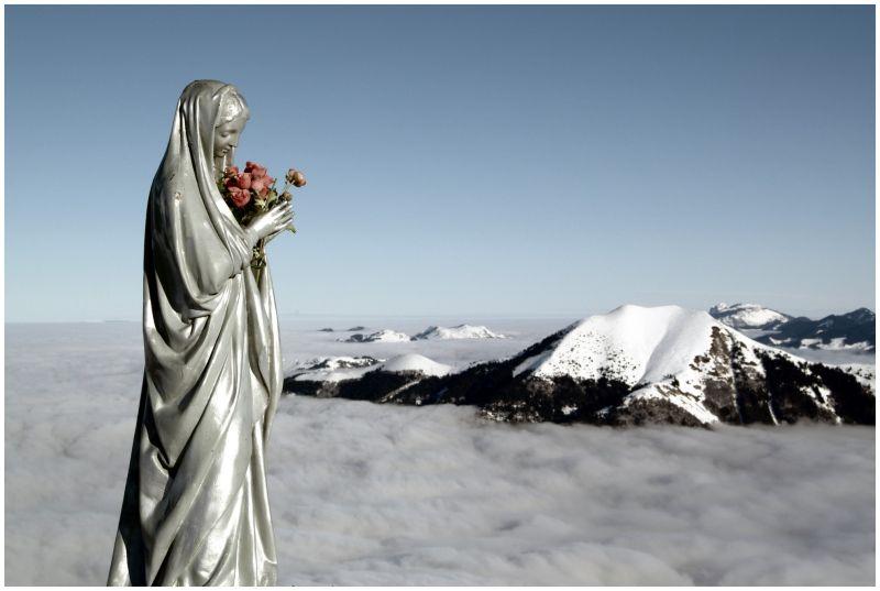 Marie (Maman aussi aime les fleurs)