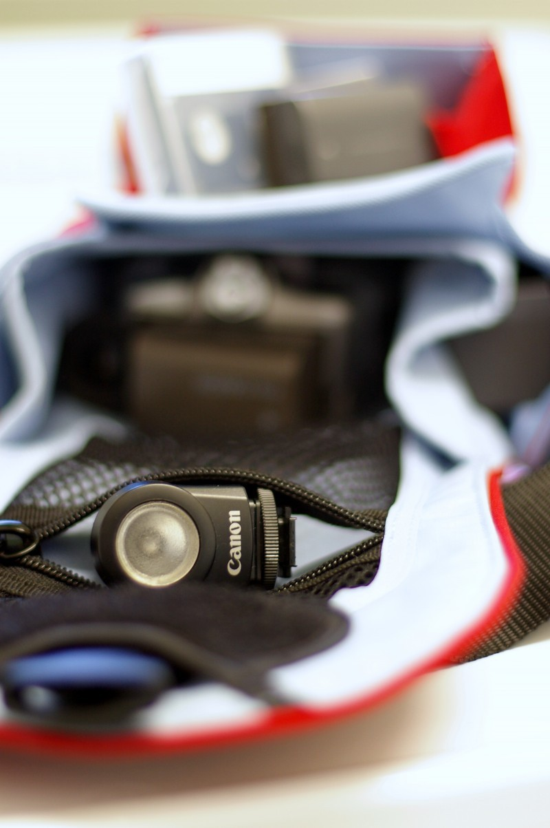 Canon gear with Crumpler 2 million