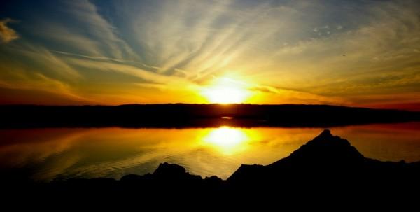 Don Edward Park Sunset