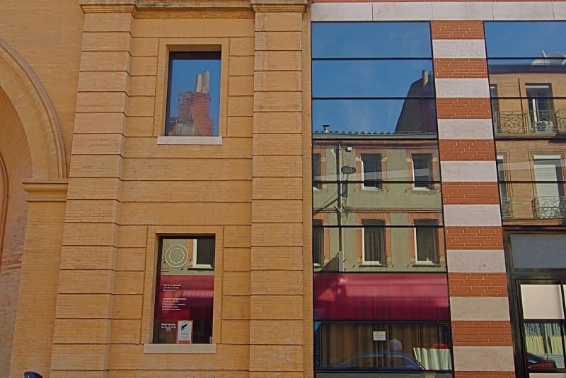 façade du theatre TNT