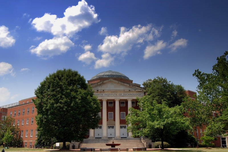 Engineering building, University of Maryland