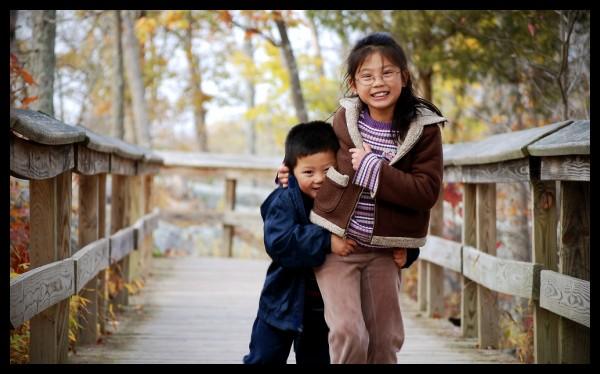 Samantha and Daniel