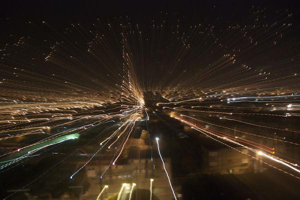 Night Lights in San Francisco