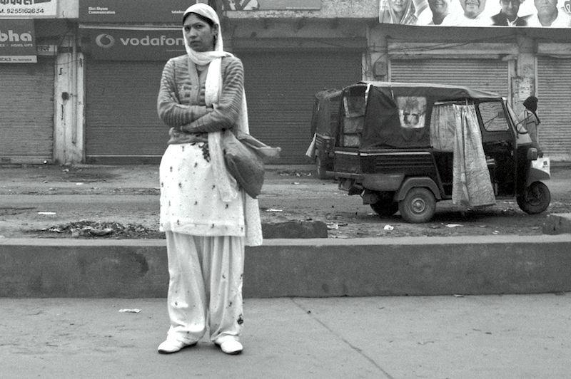 Woman Waits (India)