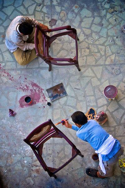 Repainting Chairs - Bathinda, India