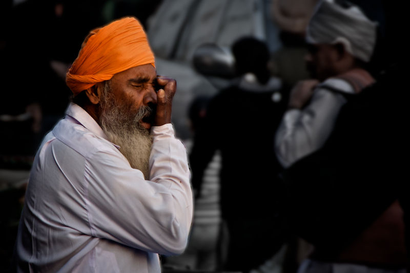 Long Day - Amritsar, India