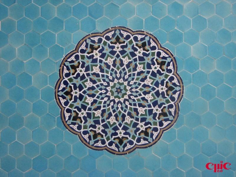 كاشي مسجد جامع