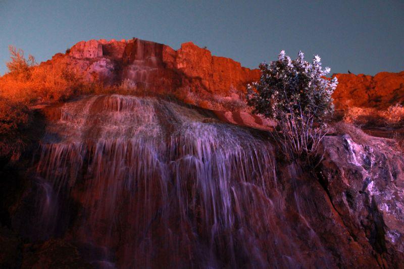 waterfall - Qur'an Gate