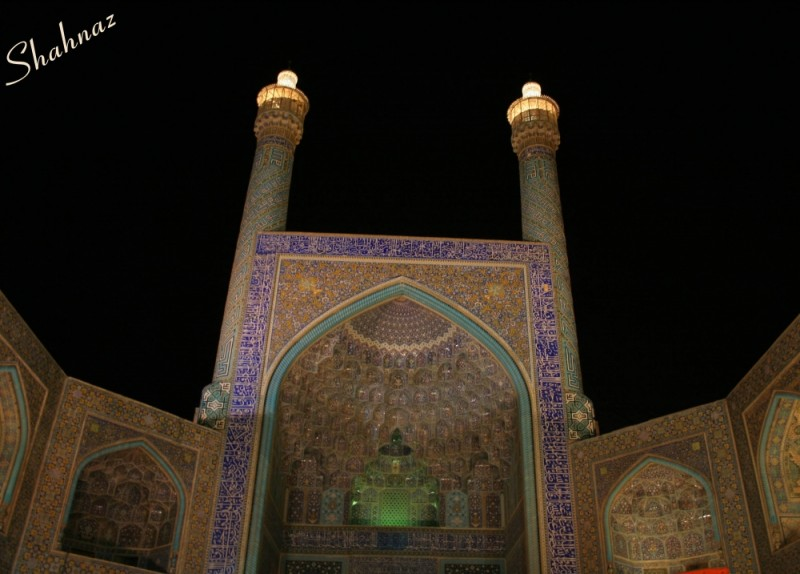 Jame' Abbasi Mosque, Naghshe Jahan Square, Isfahan