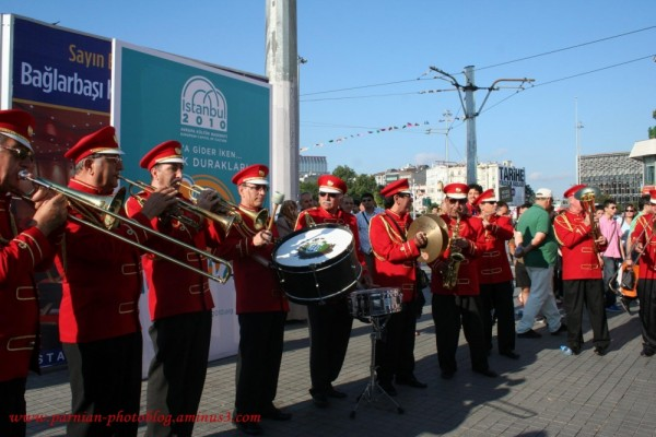 National Music Group in Taksim!