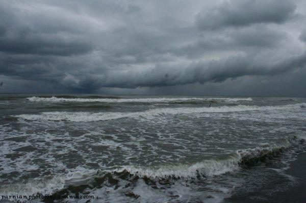 Caspian Sea!