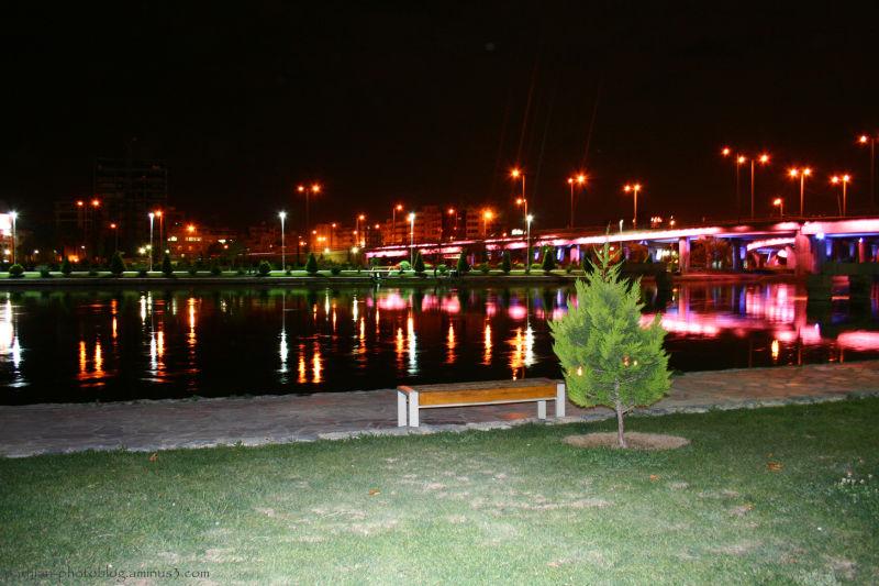 Zayandehrud River, Isfahan
