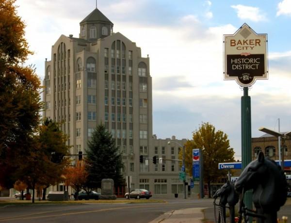 Baker Tower