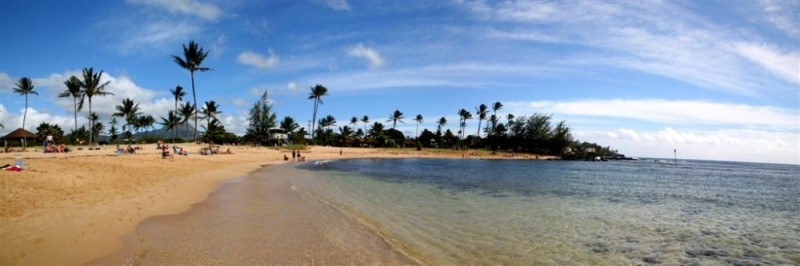 Poipu Beach, Hawaii