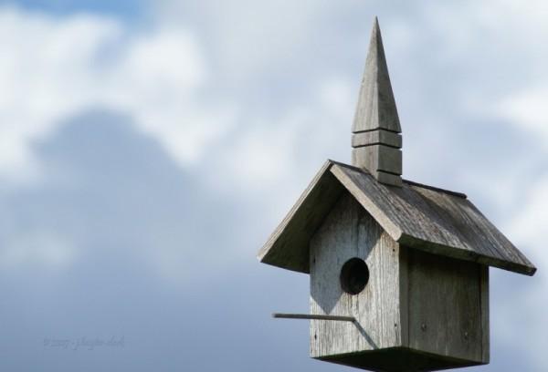 Church in the clouds II