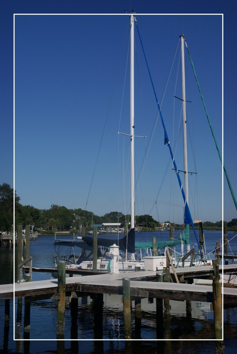 Let's go sailing in Tarpon Springs...
