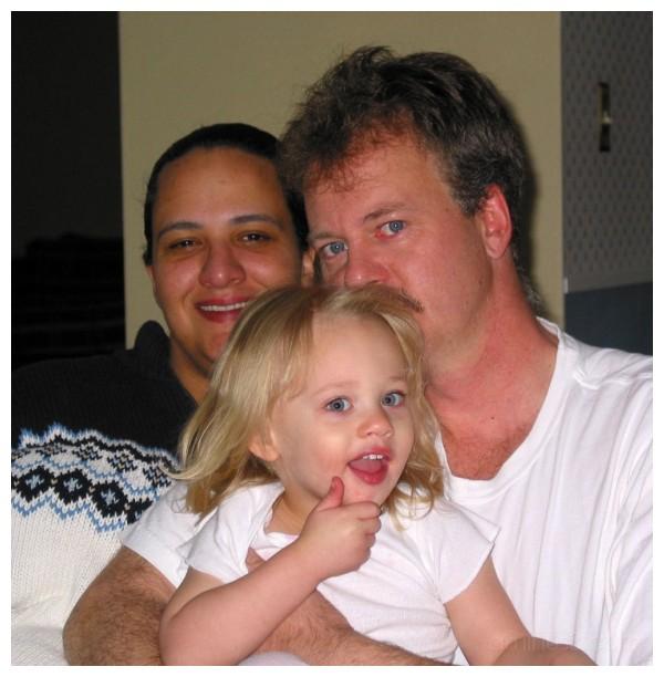 Tracey, Kayla & Dave