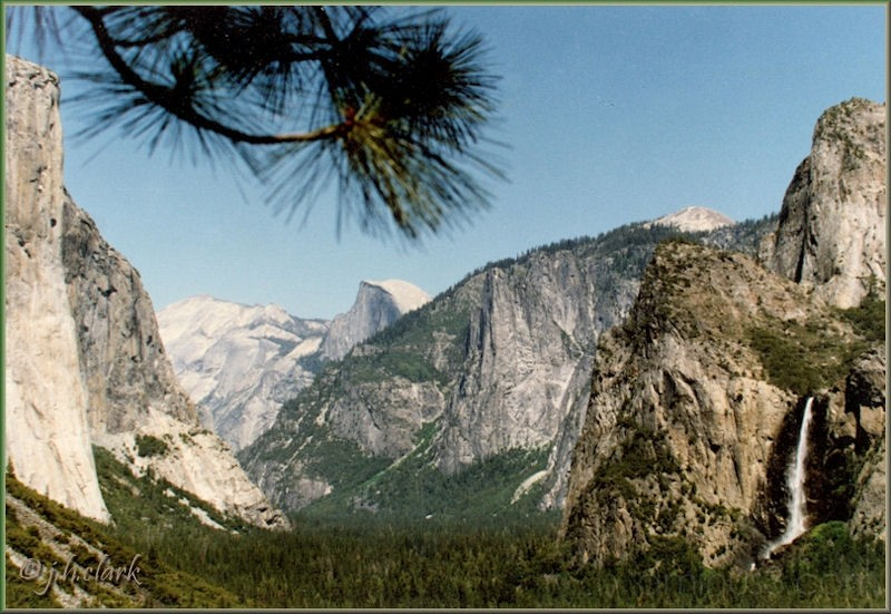 Yosemite National Park - 1984