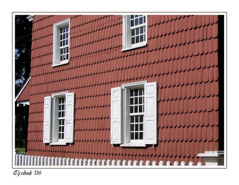 Allen House, Shrewsbury, NJ II