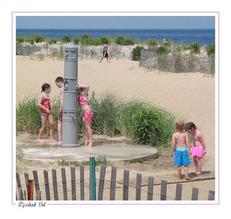 Kids at Sea Bright I