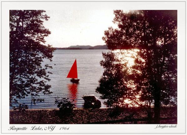 Raquette Lake, New York