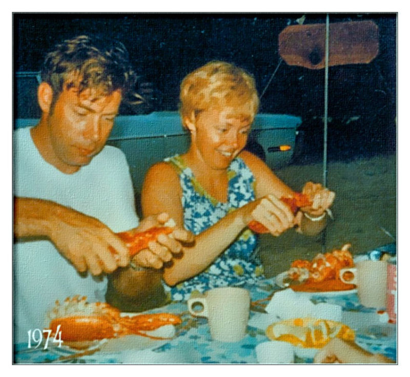 1974 on Martha's Vineyard