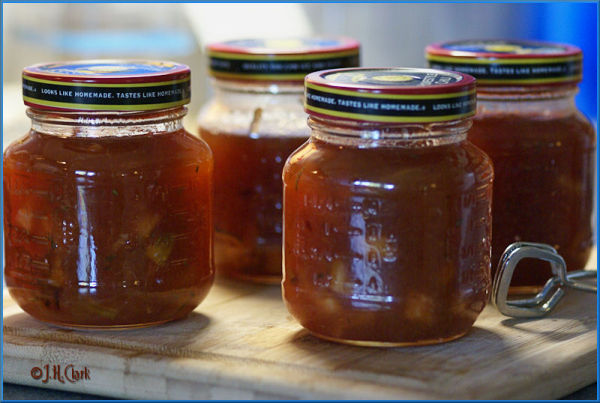 Finnish Apple Marmalade